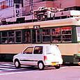 広島電鉄 宮島線直通用 3100形 01F③ 3101B