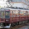 阪急京都線 8304系 6連 8304F① 8304 8304形 Mc1