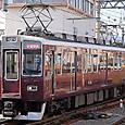 阪急京都線 8304系 8連 8314F① 8314 8304形 Mc1