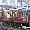 阪急京都線 8304系 8連 8314F⑥ 8414 8404形 Mc2