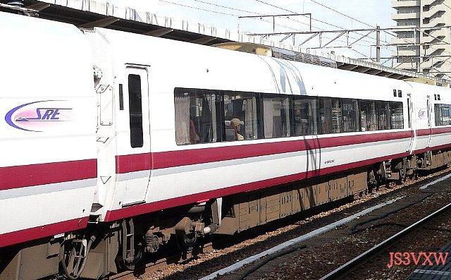 北越急行 681系2000番台 スノーラビット N02+N12編成⑧ ...  富山 北越急行