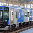 阪神電気鉄道 5700系 01F① 5701 ジェットシルバー5700