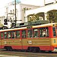 伊予鉄道 松山市内線 モハ50形 69  ナニワ工機製 後期車