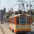 伊予鉄道 松山市内線 モハ50形 70  帝国車輌製 後期車