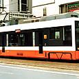 伊予鉄道 松山市内線 モハ2100形 2101  アルナ工機製