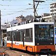 伊予鉄道 松山市内線 モハ2100形 2109  アルナ工機製