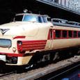 国鉄 クハ481形 クハ481-103 特急 雷鳥  本ムコ (485系;JR西日本 承継車)