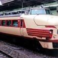国鉄 クハ481形 クハ481-106 特急 白鳥  本ムコ (485系;JR西日本 承継車)