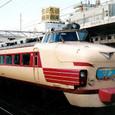 国鉄 クハ481形 クハ481-107 特急 加越  金サワ (485系;JR西日本 承継車)