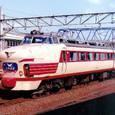 国鉄 クハ481形 クハ481-108 特急 しらさぎ  金サワ (485系;JR西日本 承継車)