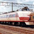 国鉄 クハ481形 クハ481-111 特急 白鳥  本ムコ (485系;JR西日本 承継車)