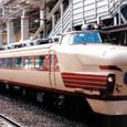 国鉄 クハ481形 クハ481-114 特急 しらさぎ  金サワ (485系;JR西日本 承継車)