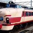 国鉄 クハ481形 クハ481-117 特急 加越  金サワ (485系;JR西日本 承継車)