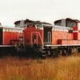 日本国有鉄道 DD51形ディーゼル機関車 *DD51 1012 500番台(重連形 SG搭載) 五稜郭機関区