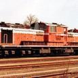 日本国有鉄道 DD51形ディーゼル機関車 DD51 536 500番台(半重連形 SG搭載) 亀山機関区