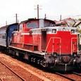 日本国有鉄道 DD51形ディーゼル機関車 DD51 574 500番台(半重連形 SG搭載) 福知山機関区