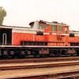 日本国有鉄道 DD51形ディーゼル機関車 DD51 593 500番台(重連形 SG搭載) 亀山機関区