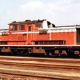 日本国有鉄道 DD51形ディーゼル機関車 DD51 594 500番台(重連形 SG搭載) 亀山機関区
