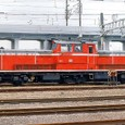 日本国有鉄道 DD51形ディーゼル機関車 DD51 852 800番台(重連形 SG非搭載) JR貨物が承継 厚狭機関区