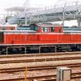日本国有鉄道 DD51形ディーゼル機関車 DD51 857 800番台(重連形 SG非搭載) JR貨物が承継 厚狭→愛知機関区