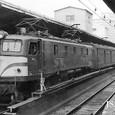 日本国有鉄道 *EF58形 EF58-1 浜松機関区