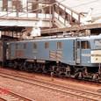 日本国有鉄道 EF58形 EF58-100 宮原機関区