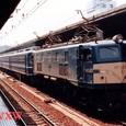 日本国有鉄道 EF58形 EF58-125 宮原機関区