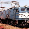 日本国有鉄道 EF58形 EF58-127 宮原機関区