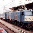 日本国有鉄道 EF58形 EF58-140 宮原機関区