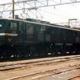 日本国有鉄道 EF58形 EF58-150 JR西日本が継承 宮原総合運転所