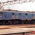 日本国有鉄道 EF58形 EF58-151 宮原機関区