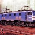 日本国有鉄道 EF58形 EF58-155 浜松機関区