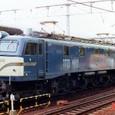 日本国有鉄道 EF58形 EF58-156 浜松機関区