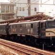 日本国有鉄道 EF58形 EF58-158 浜松機関区