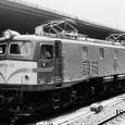 日本国有鉄道 *EF58形 EF58-45 宮原機関区