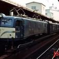 日本国有鉄道 *EF58形 EF58-74 米原機関区