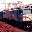日本国有鉄道 *EF58形 EF58-98 宮原機関区