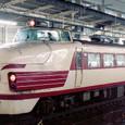 国鉄 クハ481形 クハ481-15 特急ひたち  水カツ (481系;JR東日本 承継車)