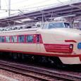 国鉄 クハ481形 クハ481-22 特急ひたち  水カツ (483系;JR東日本 承継車)