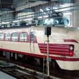 国鉄 クハ481形 クハ481-24 特急ひたち  水カツ (483系;JR東日本 承継車)