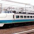 国鉄 クハ481形 クハ481-28 新塗装 特急雷鳥  新カヌ (483系;JR東日本 承継車)