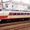 国鉄 クハ481形 クハ481-30 特急 北越  新カヌ (485系;JR東日本 承継車)