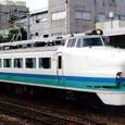 国鉄 クハ481形 クハ481-30 新塗装 特急雷鳥  新カヌ (485系;JR東日本 承継車)
