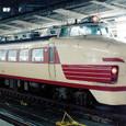 国鉄 クハ481形 *クハ481-4 特急ひたち  水カツ (481系;JR東日本 承継車)