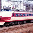 国鉄 クハ481形 クハ481-40 特急ひたち 水カツ (485系;JR東日本 承継車)
