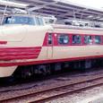 国鉄 クハ481形 *クハ481-8 特急ひたち  水カツ (481系;JR東日本 承継車)