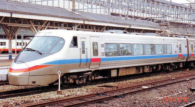 *JR四国 8000系 S1編成⑧ 8500形Tc1 8501
