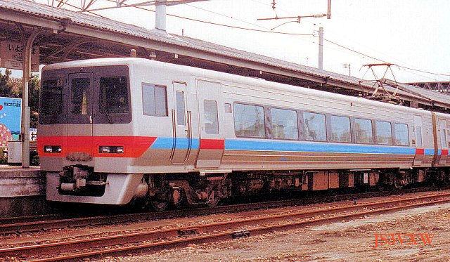 JR四国 8000系試作車編成③ 8200形Mc 8201