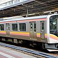 JR東日本 E129系 A01編成② クモハE128-101