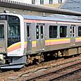 JR東日本 E129系 A25編成② クモハE128-125
